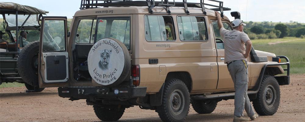 Mara-Naboisho Løveprojektet